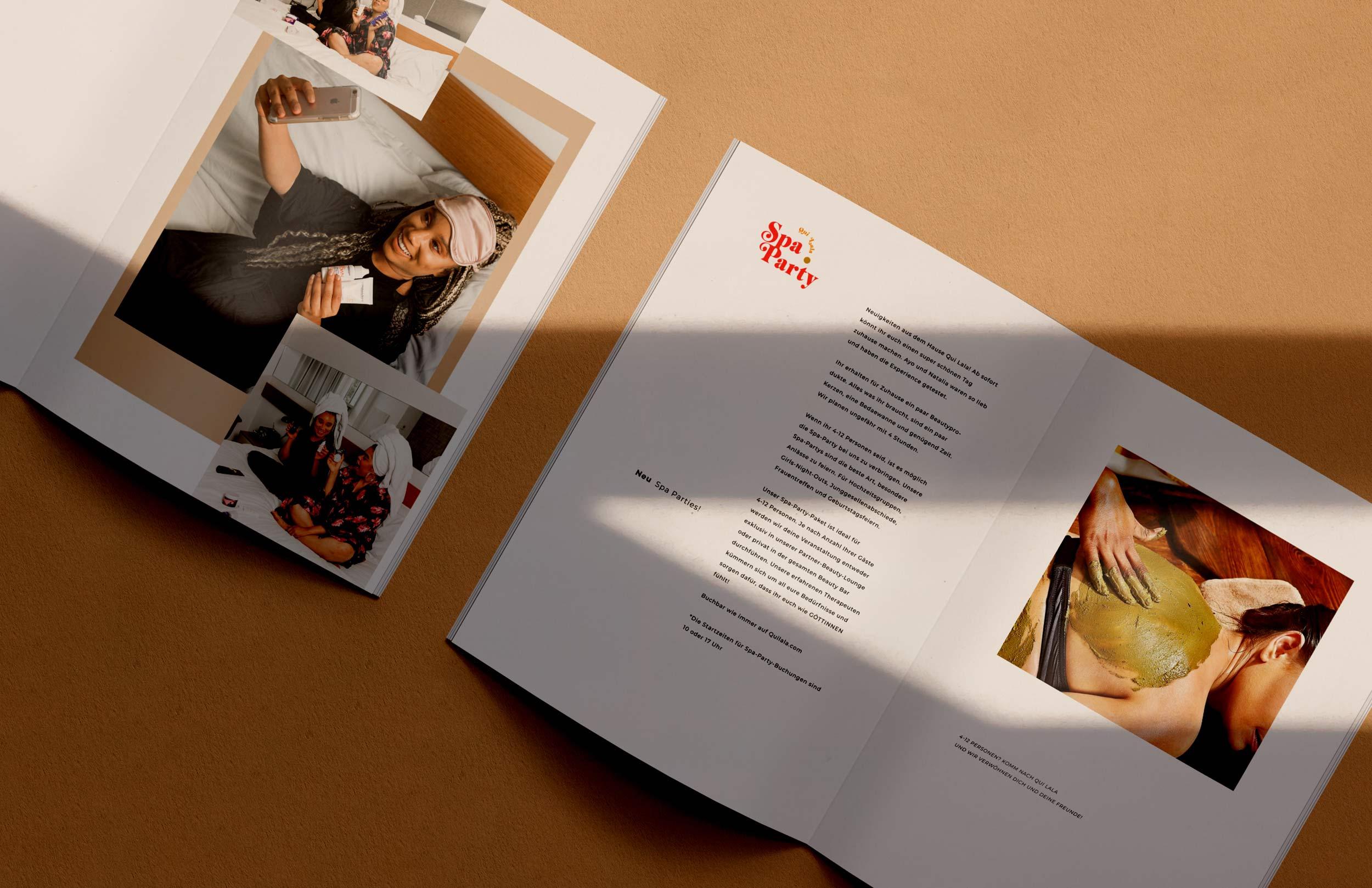 Qui Lala im Magazin: Hol dir deine liebsten Schönheitsbehandlungen nach Hause mit der Spa Party für dich und deine Freunde