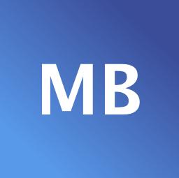 Logo Marius Blau