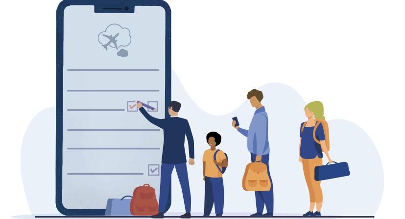 E-Ticket - Ticket Electrónico de entrada y salida de la República Dominicana