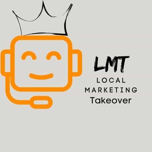 Chatbot wearing a crown logo