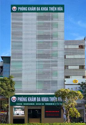 Phòng khám đa khoa Thiện Hòa Hà Nội