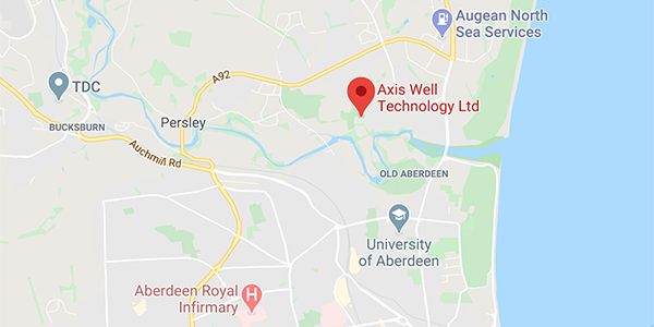 Aberdeen HQ Axis WT location