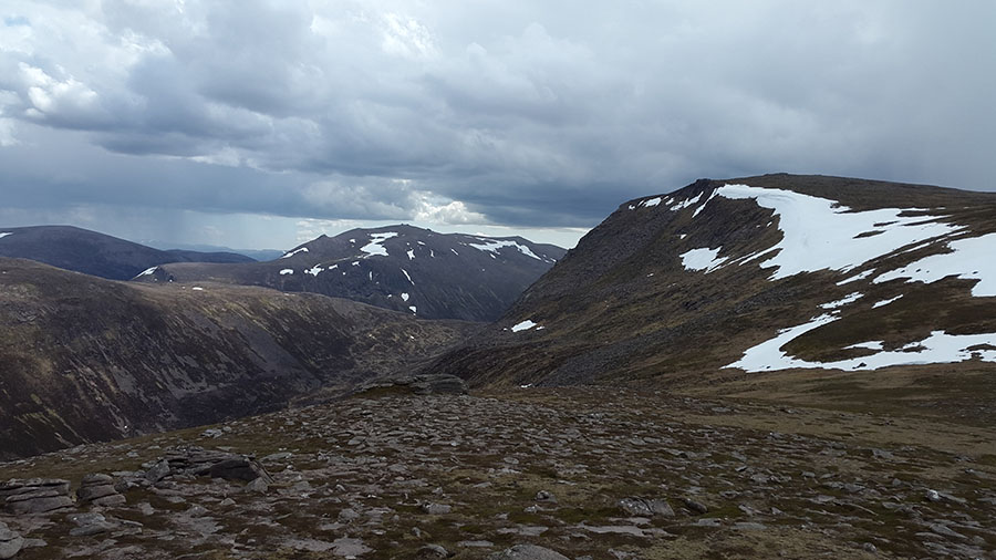 Cairngorm landscape photo