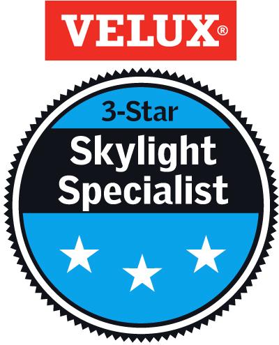 VELUX skylight specialist