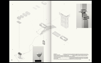 #laurajouan Annual Architecture project, 6 books, publication, Architecture Department at the Royal College of Art 2016