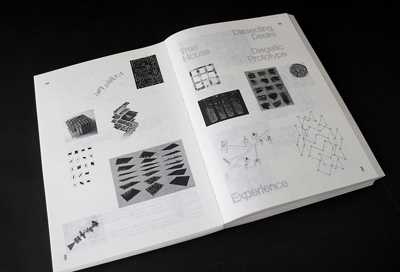 #laurajouan Joseph Dejardin project, sculptural book, publication, Architecture Department at the Royal College of Art 2015