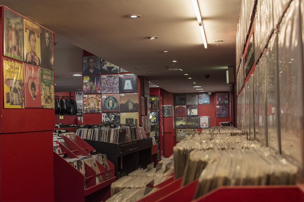 The world's best records shops #048: Red Eye Records, Sydney