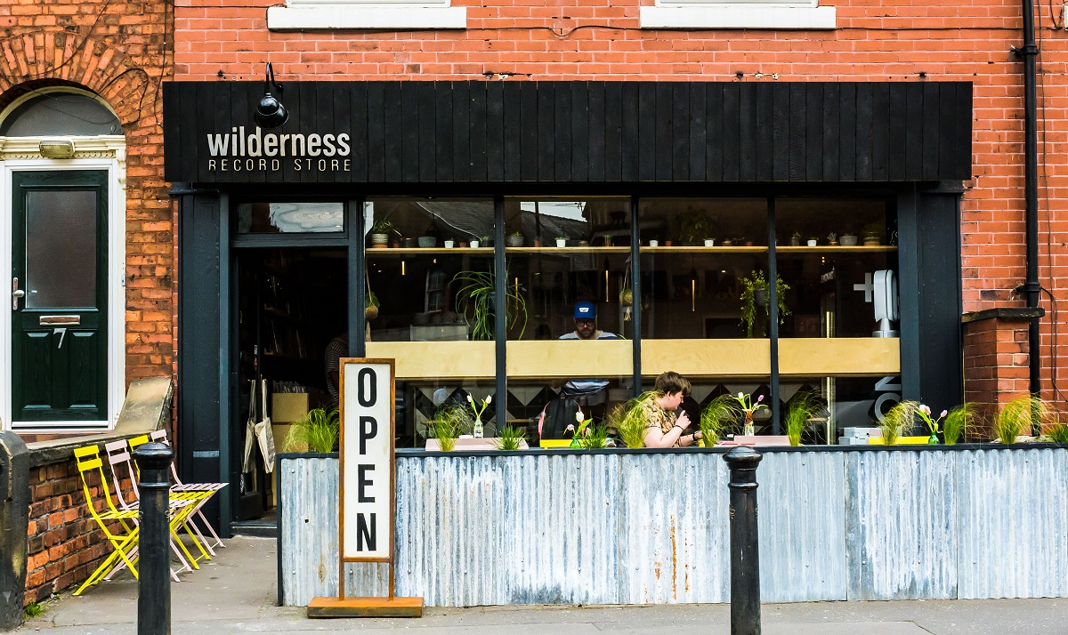 OPENING SOON: Wilderness Record Store