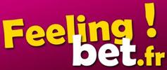 Logo Feelingbet - Site de paris sportifs en ligne