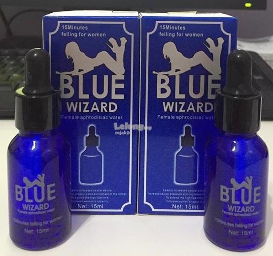 Jual Blue Wizard Di Makassar