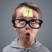 Inneres Kind mit Fragezeichen auf der Stirn Veränderungen stehen an Praxis Groenesteyn Hypno-Coaching