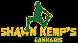 Shawn Kemp's Cannabis Logo