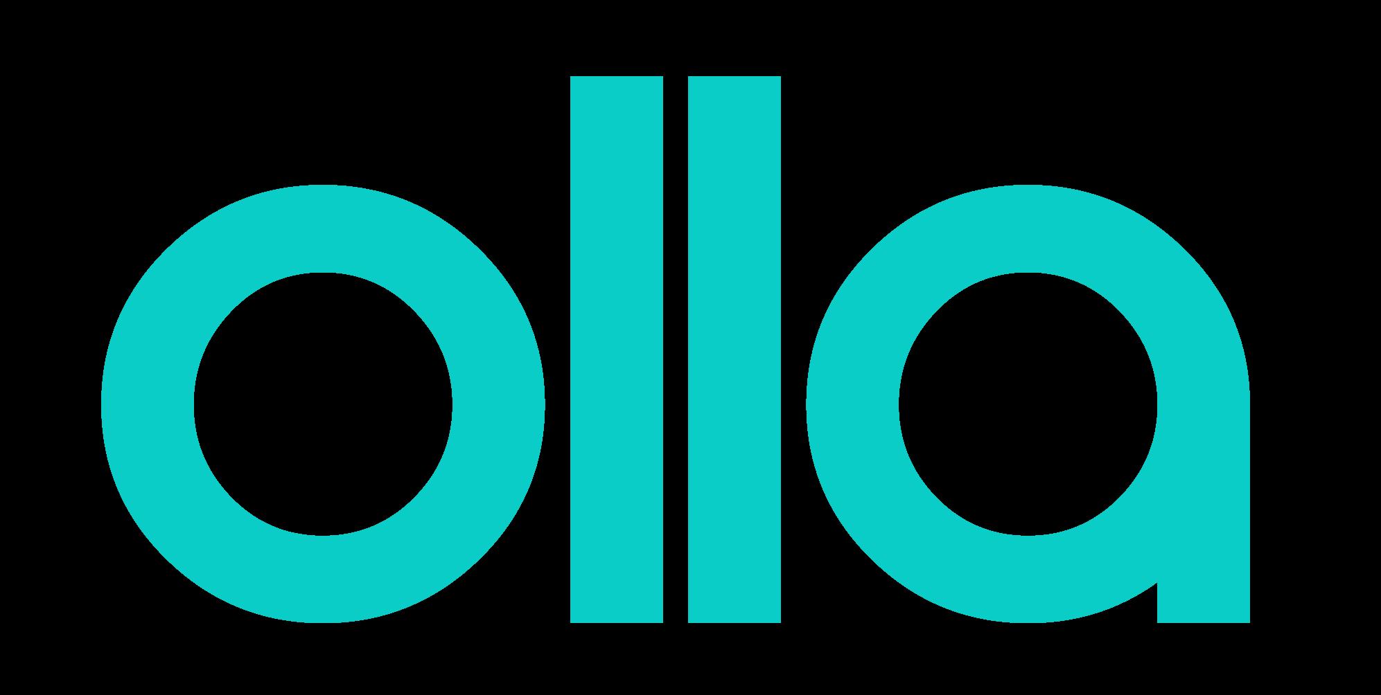 Olla Logo Light