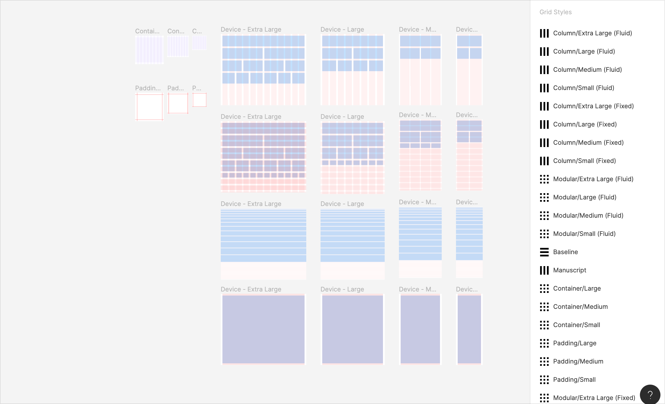 Everything You Need To Know About Spacing Layout Grids
