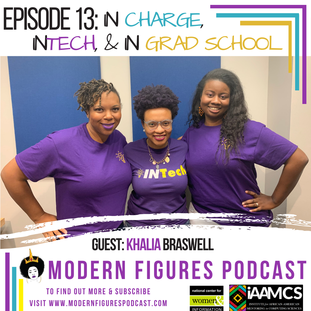 In charge, INTech, and in grad school – Episode 013