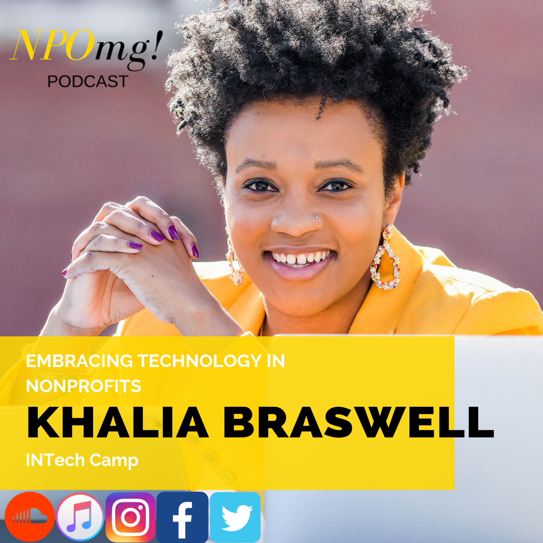 Khalia Braswell - Tech Talk!