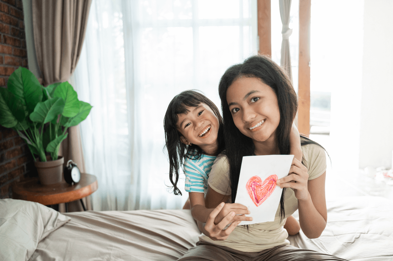 How to teach your child to be grateful