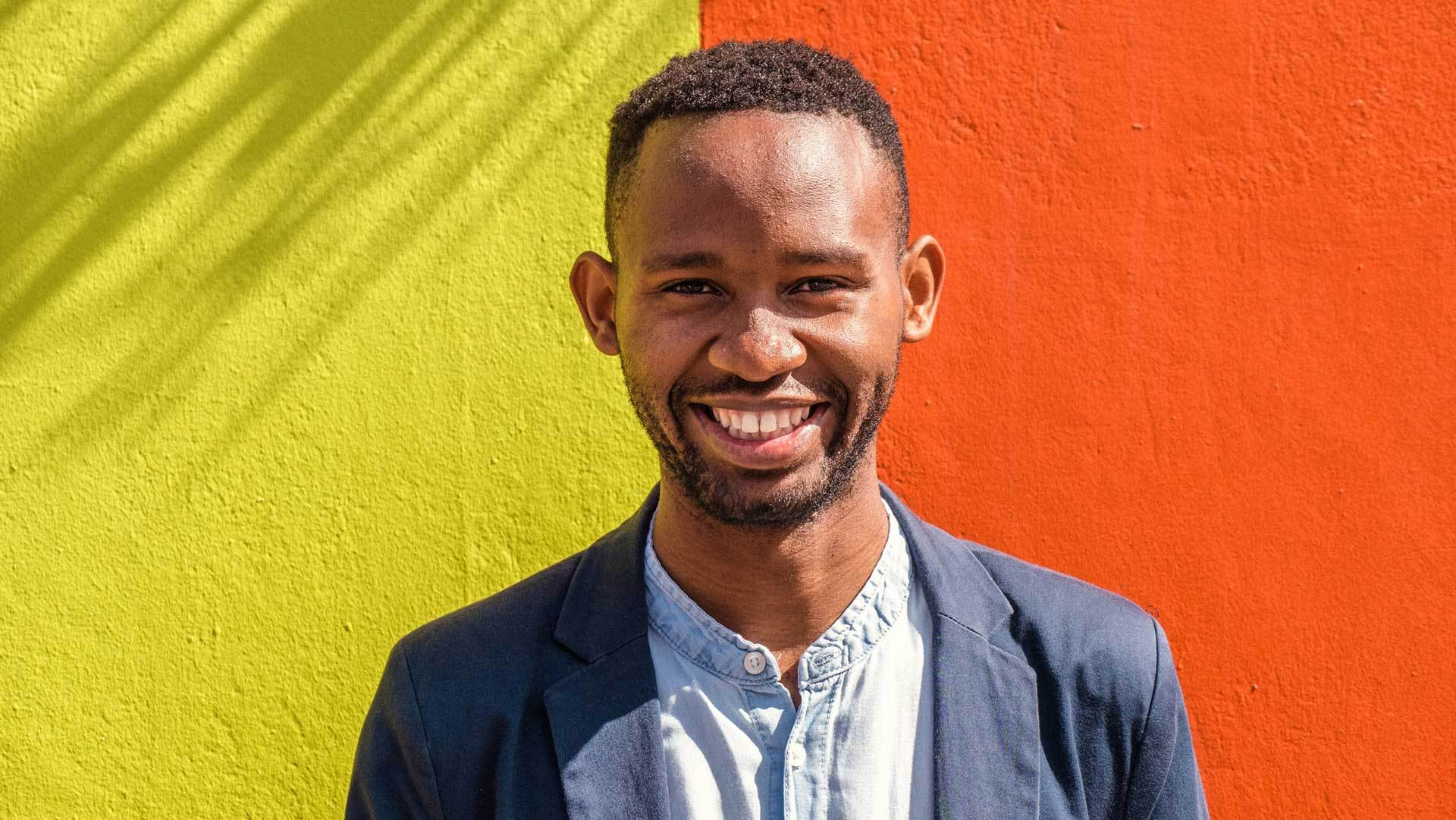 Wandile Mthiyane South Africa designer and leader
