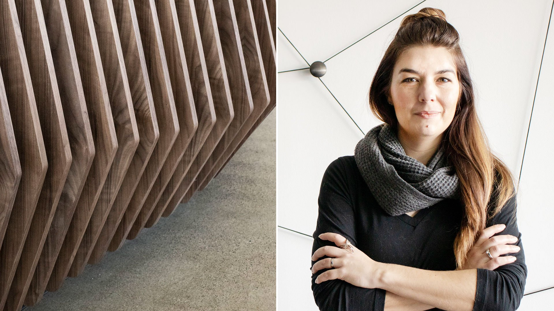 """Architecture needs to engage in the arts and the city"" says Synecdoche Principal Lisa Sauve"