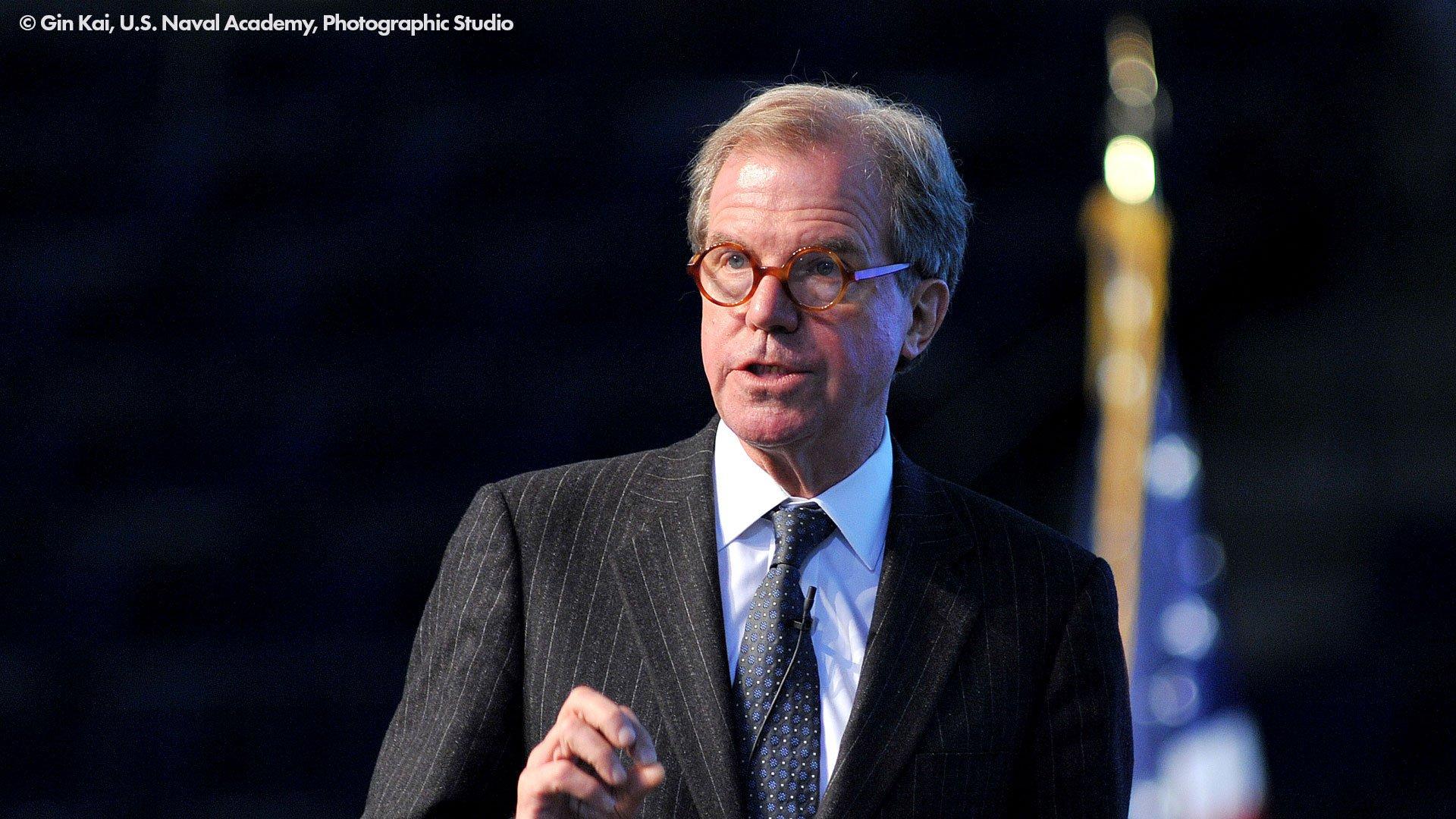 Nicholas Negroponte MIT