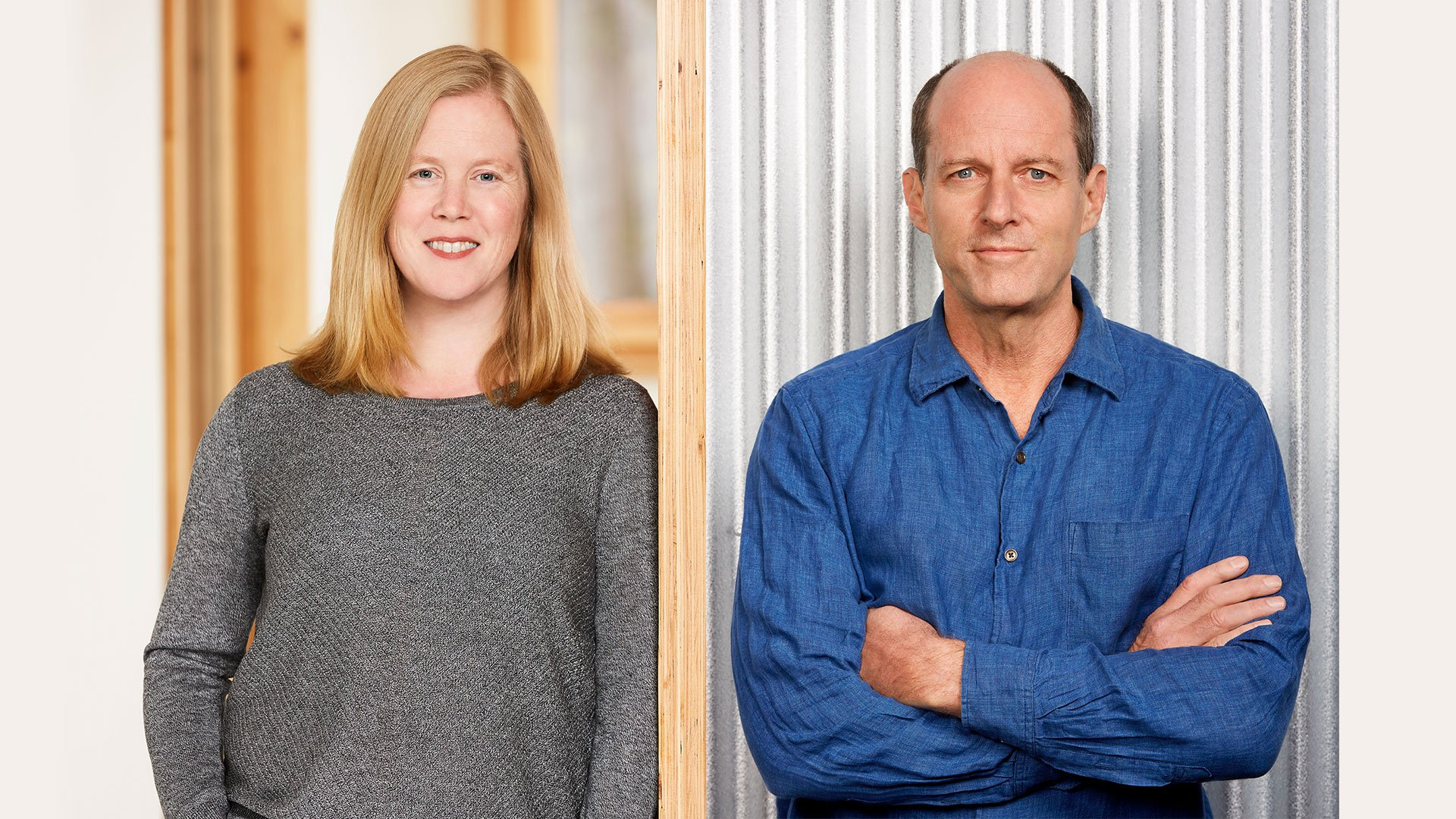 Stephanie Bassler, RA, CPHC & Peter Reynolds of North River Architecture lead the way in vernacular Passive House design