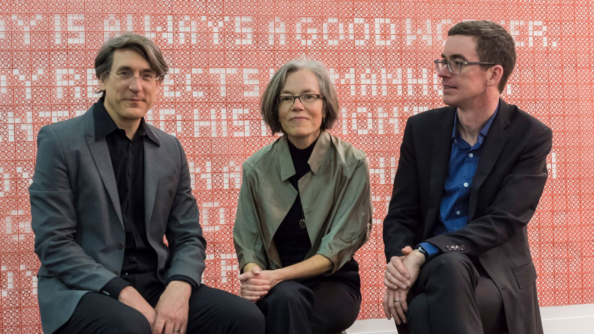 Tim Bade, Jane Stageberg, & Martin Cox