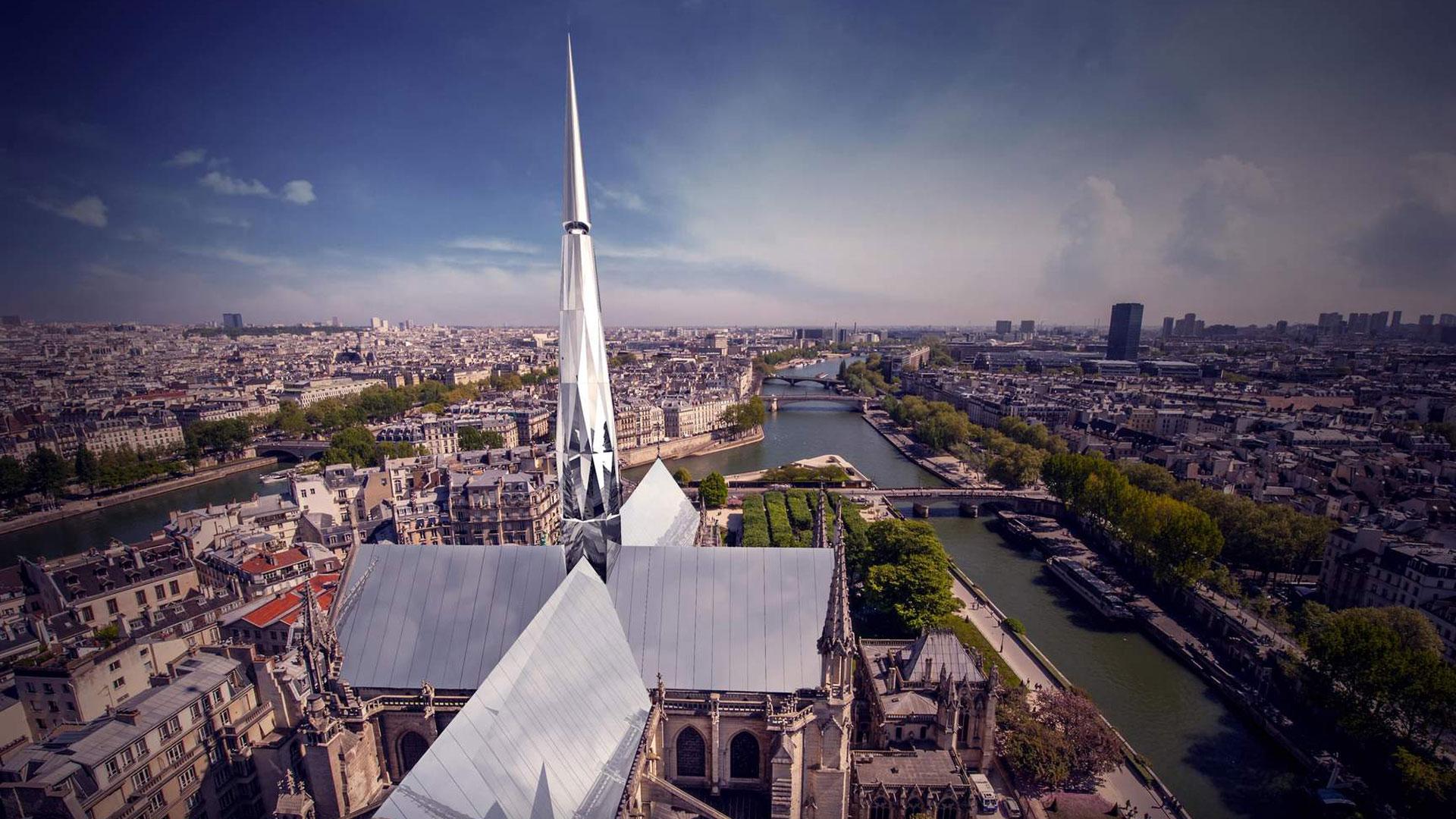Notre-Dame Design Competition