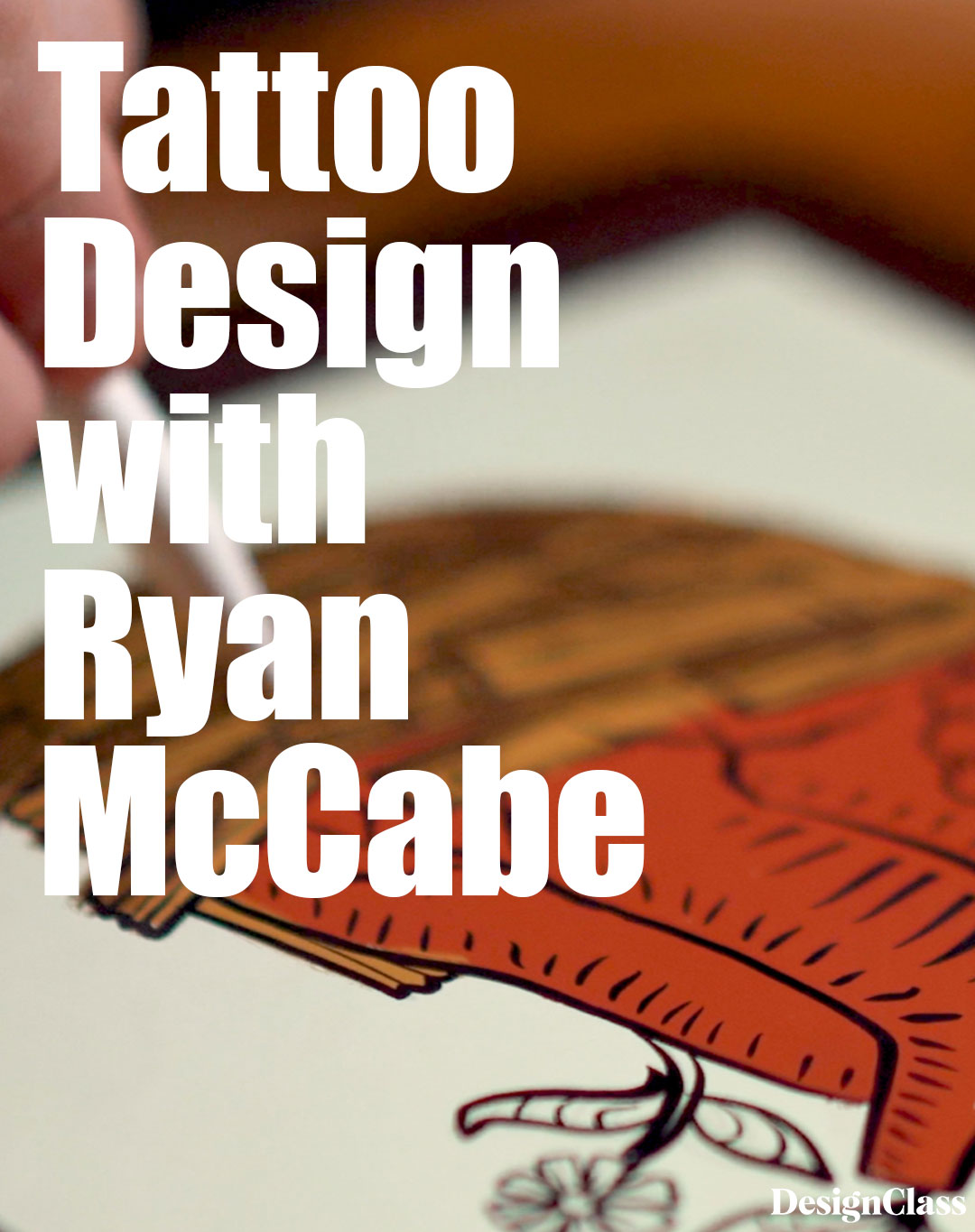 Tattoo Design with Ryan McCabe