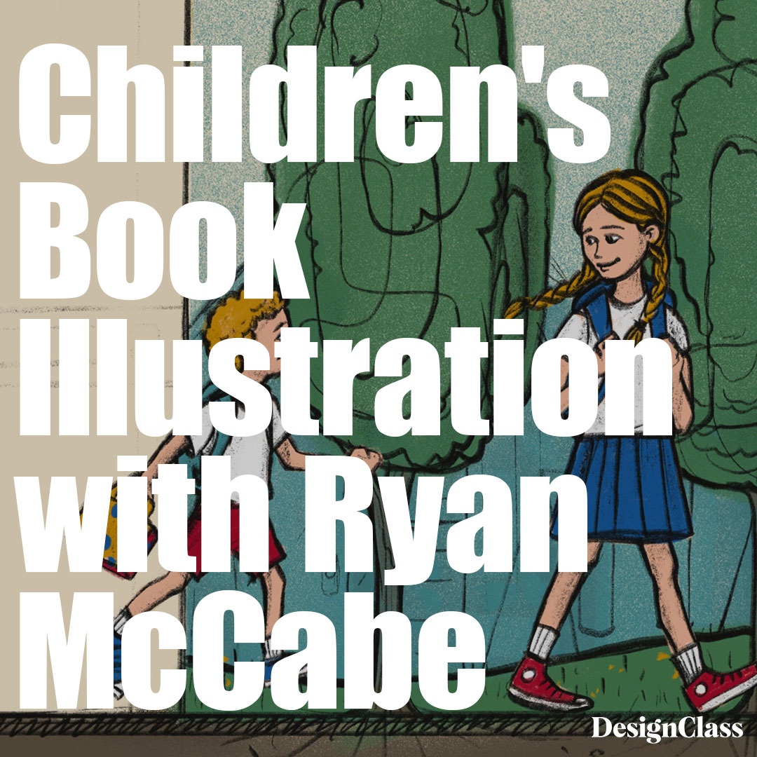 Children's Book Illustration with Ryan McCabe