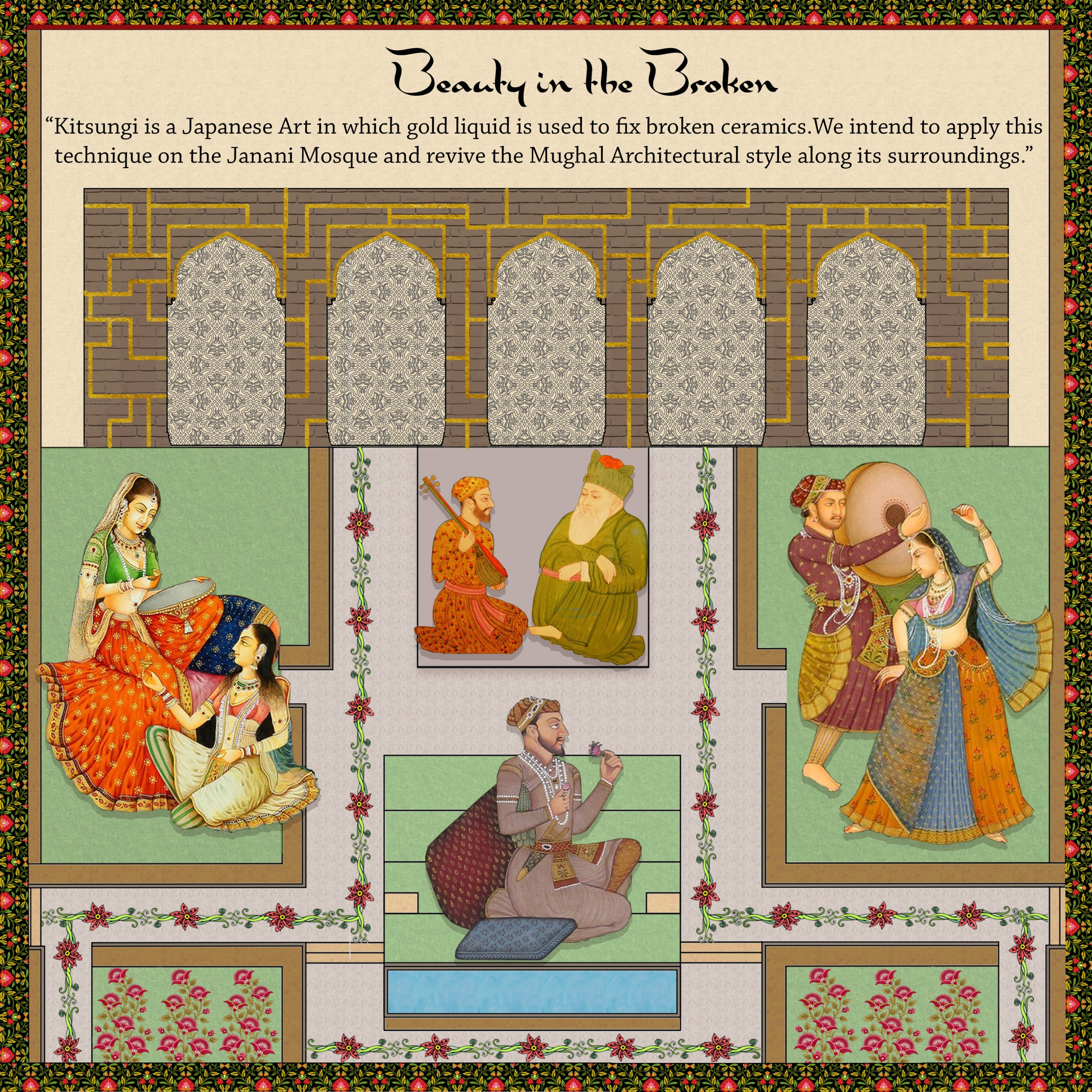 Rishika Sood, Dev Kansana, Vanshika Bitthariya, Brijmohan Kushwah, & Sandeep Dhakar