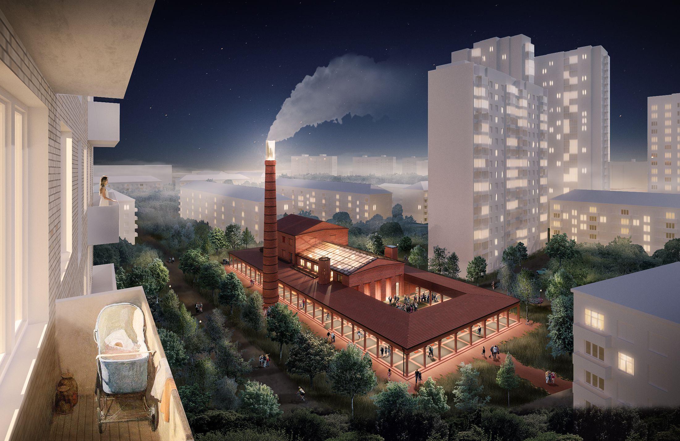 Ulyanova Architects - DesignClass