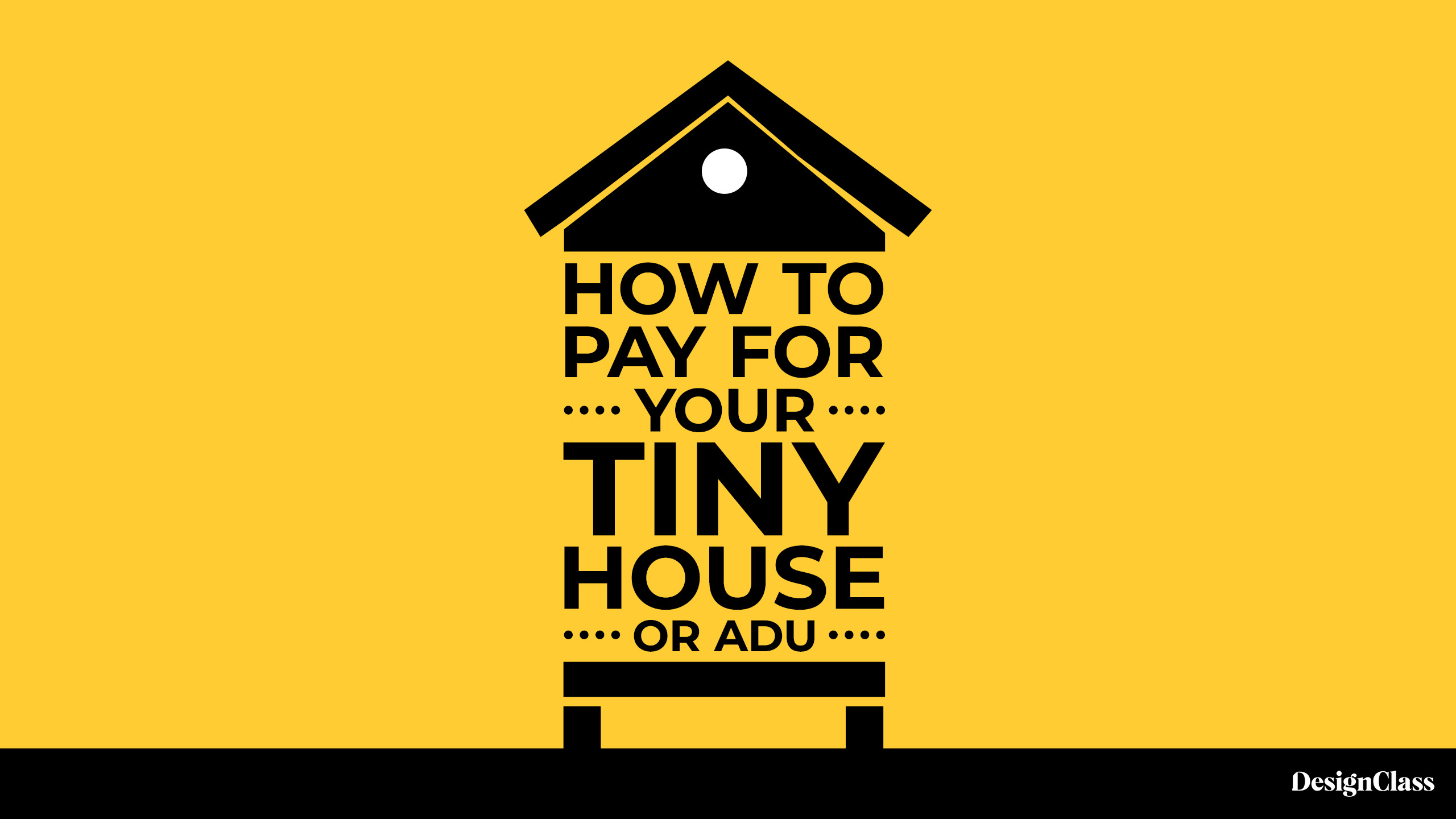 Tiny House Mortgage and Loan Calculator