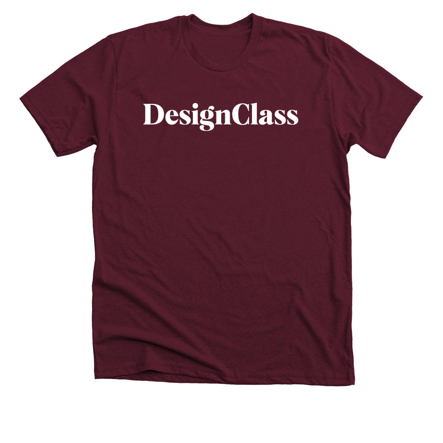 DesignClass Tee