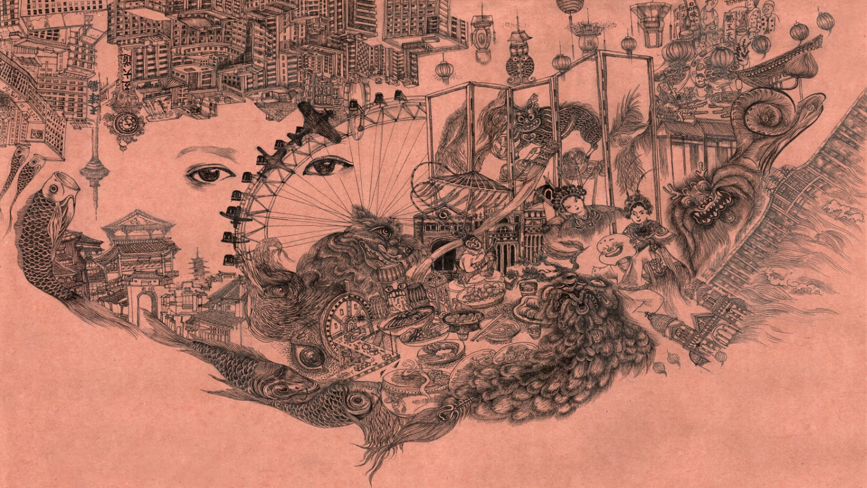 Zhang Mengwei & Li Jiaxin