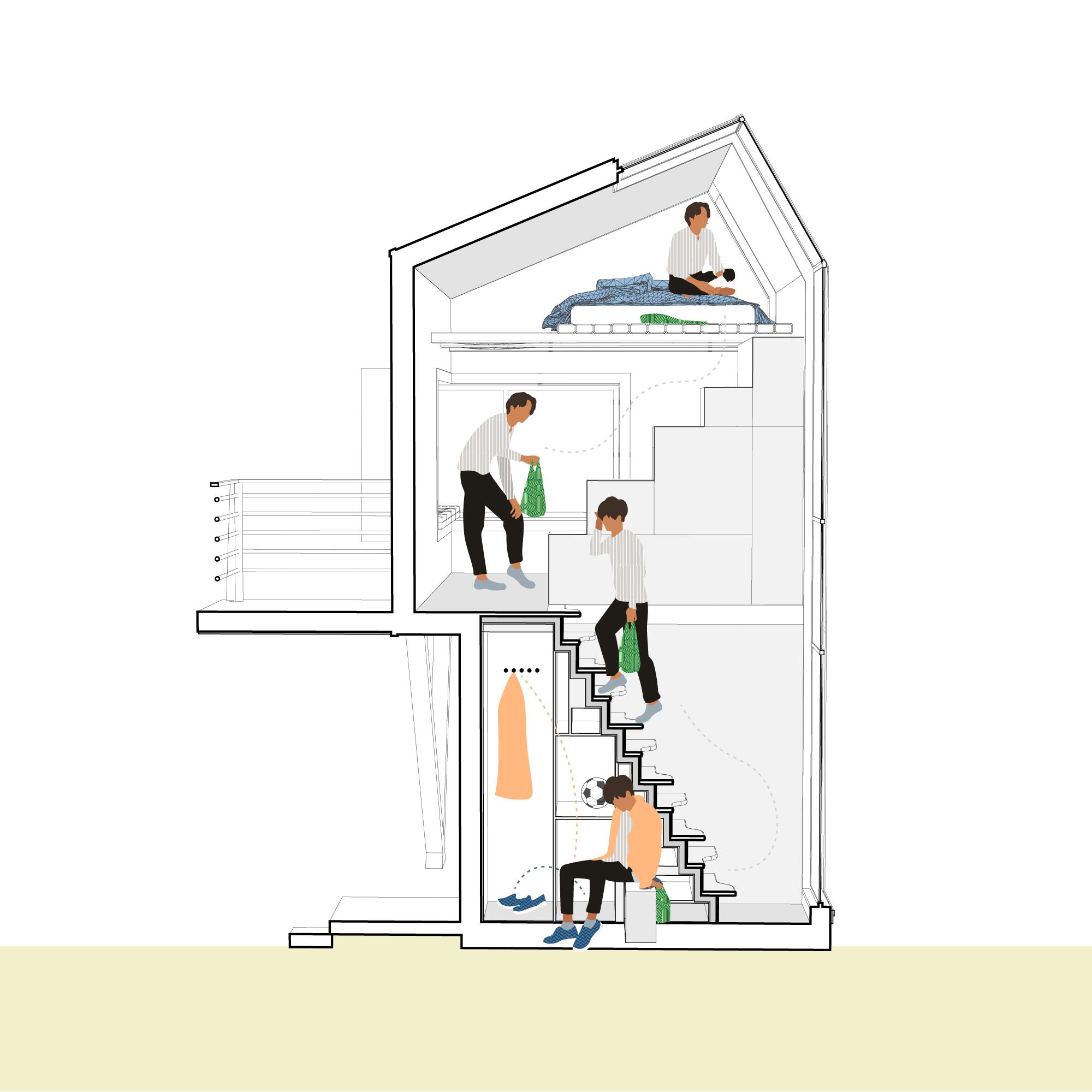 Humble Design Collective: Adam Gerard Wojcik, Cibele Guimarães, & Emily Axtell Himber
