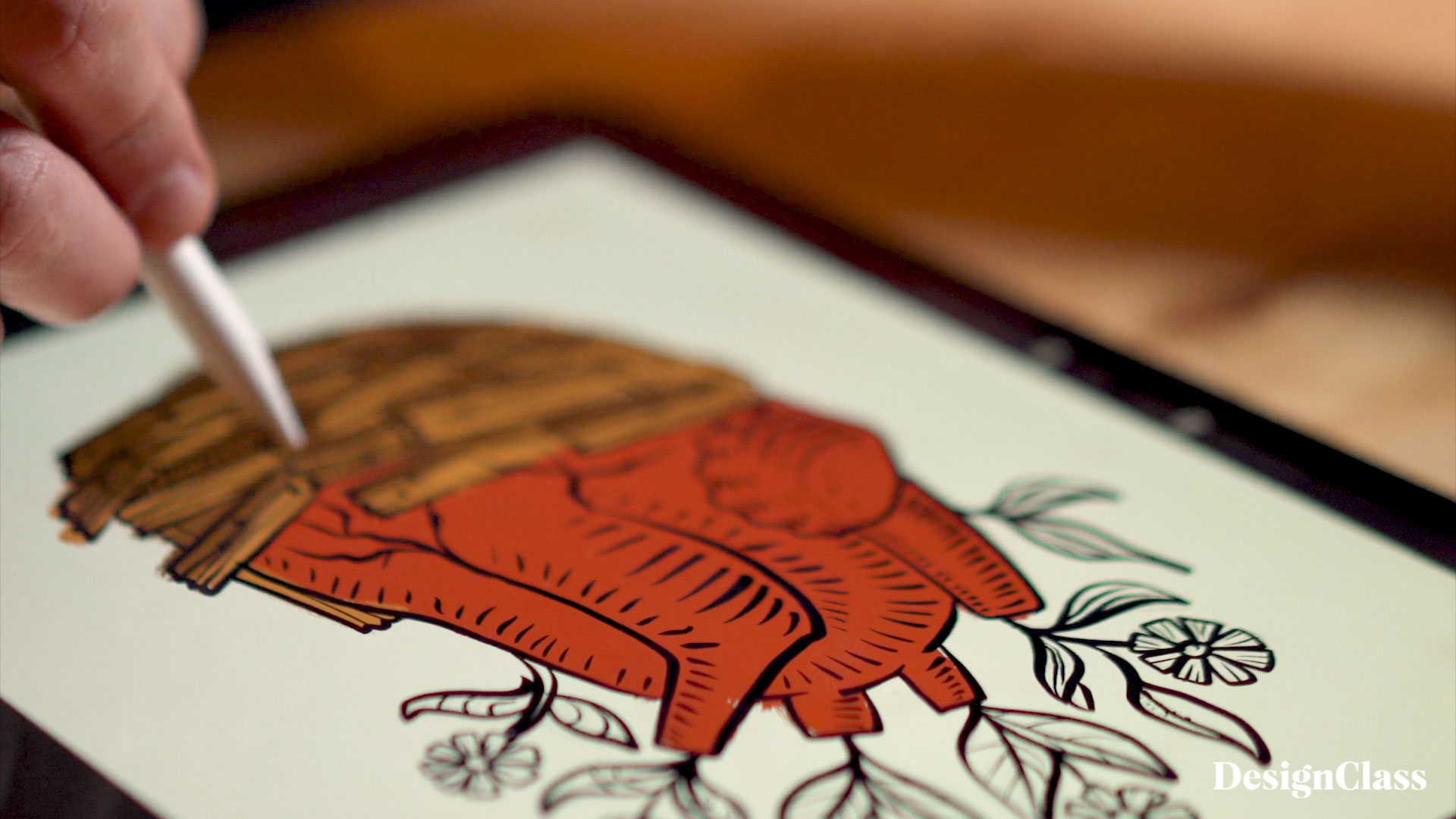 Illustrate an Epic Tattoo with Ryan McCabe