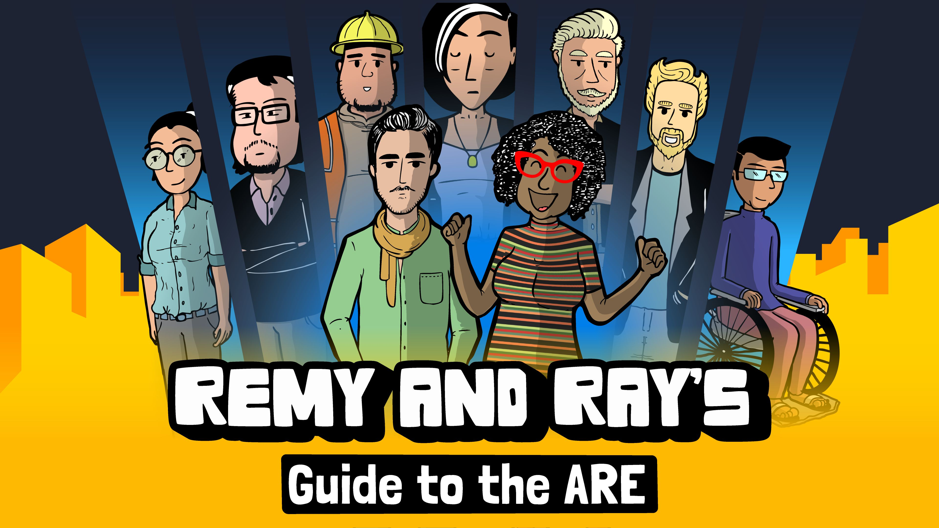 Remy & Ray's Guide to the ARE: Project Planning & Design