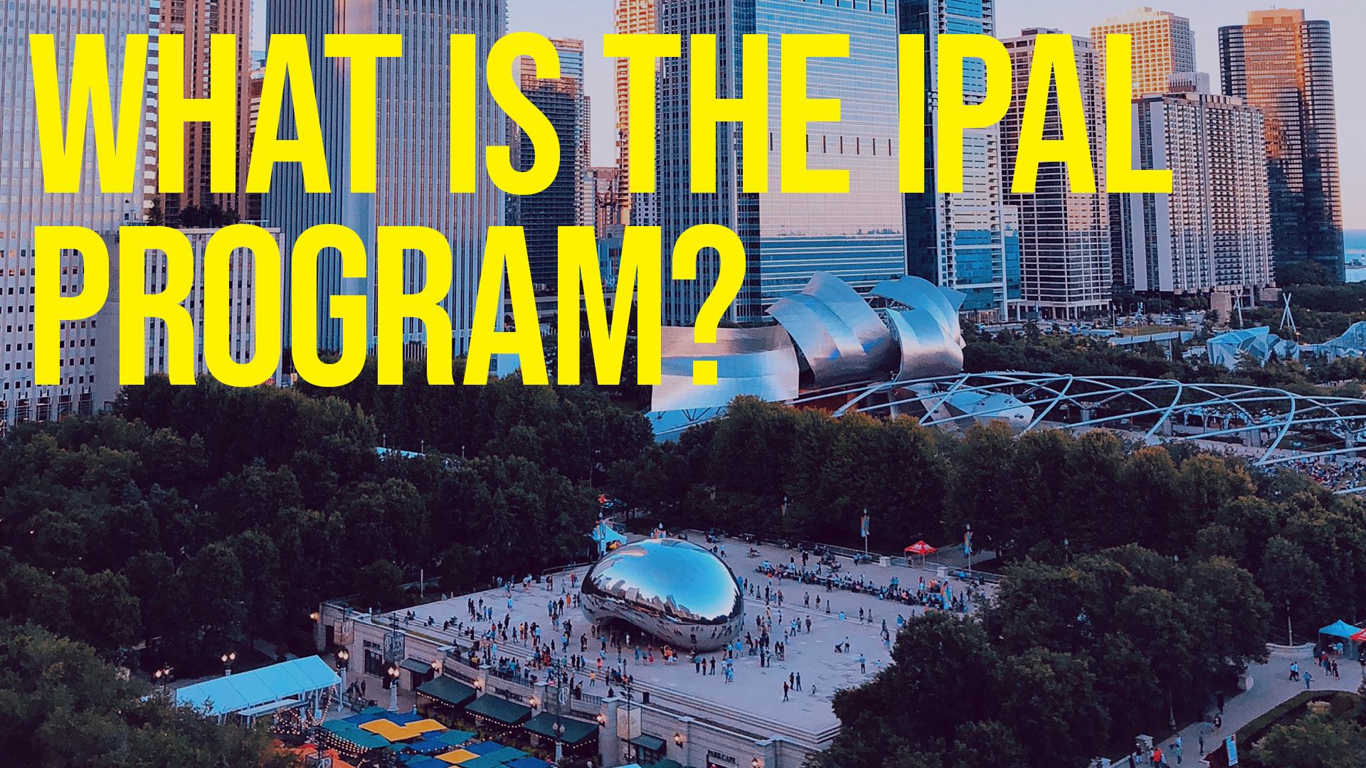 What is the Integrated Path to Architectural Licensure (IPAL) program?