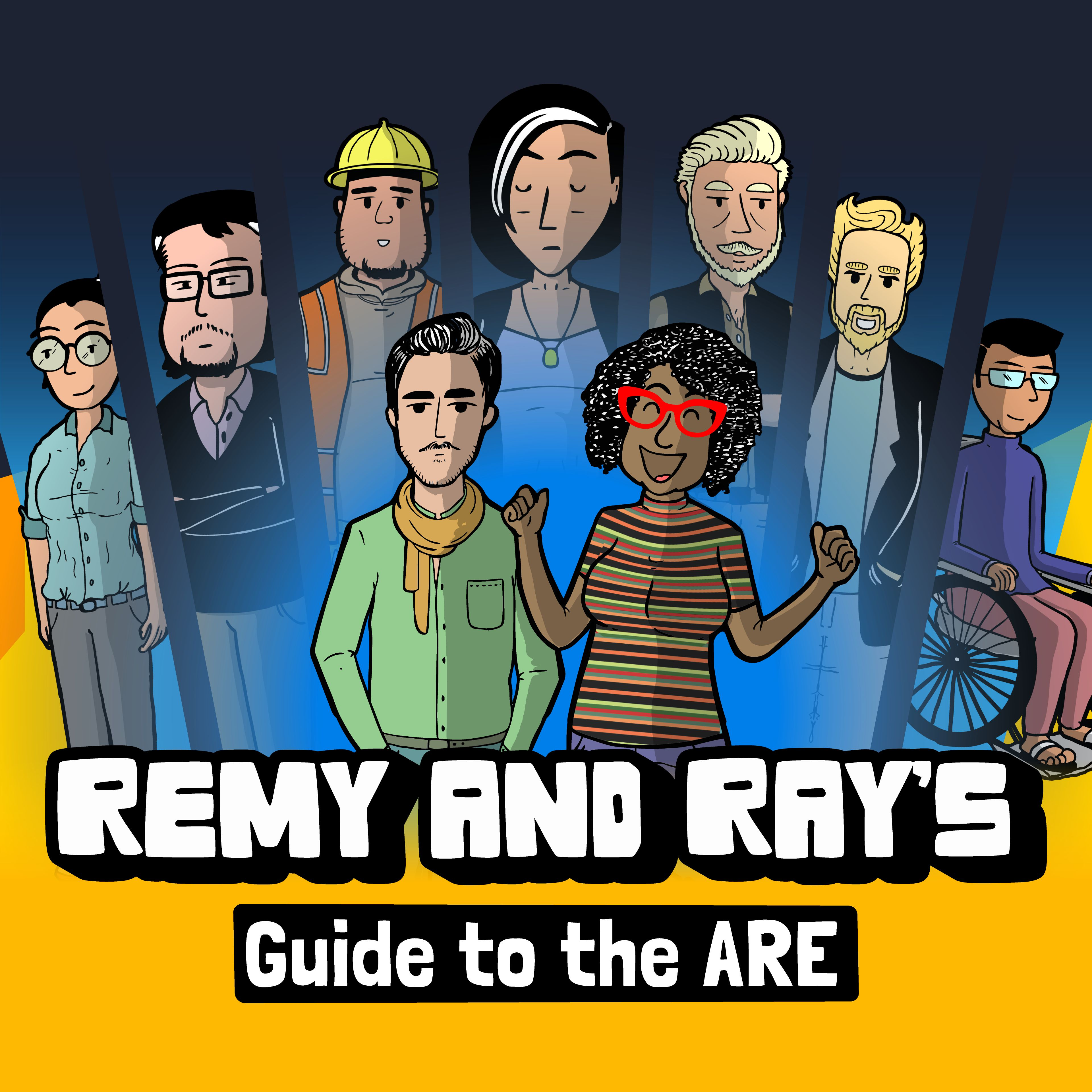 Remy & Ray's Guide to the ARE by DesignClass