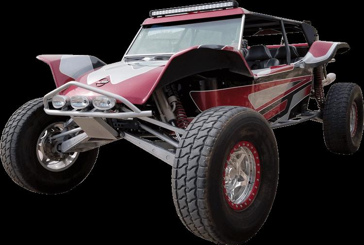 Crisp Customs Monster Manx Car Build