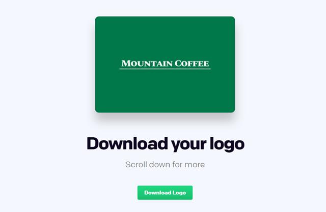 Logo Download Preview