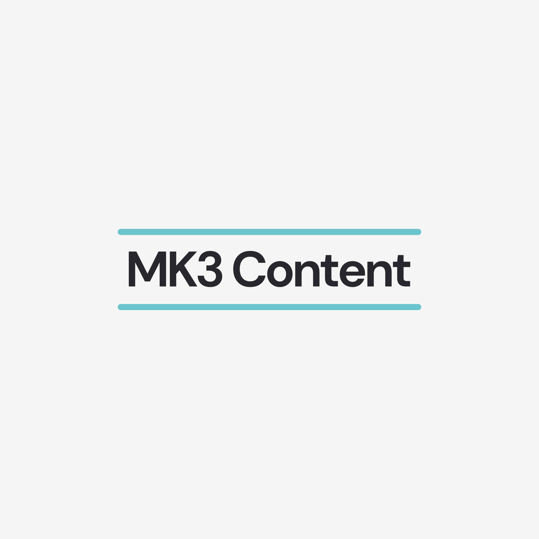 MK3 Content