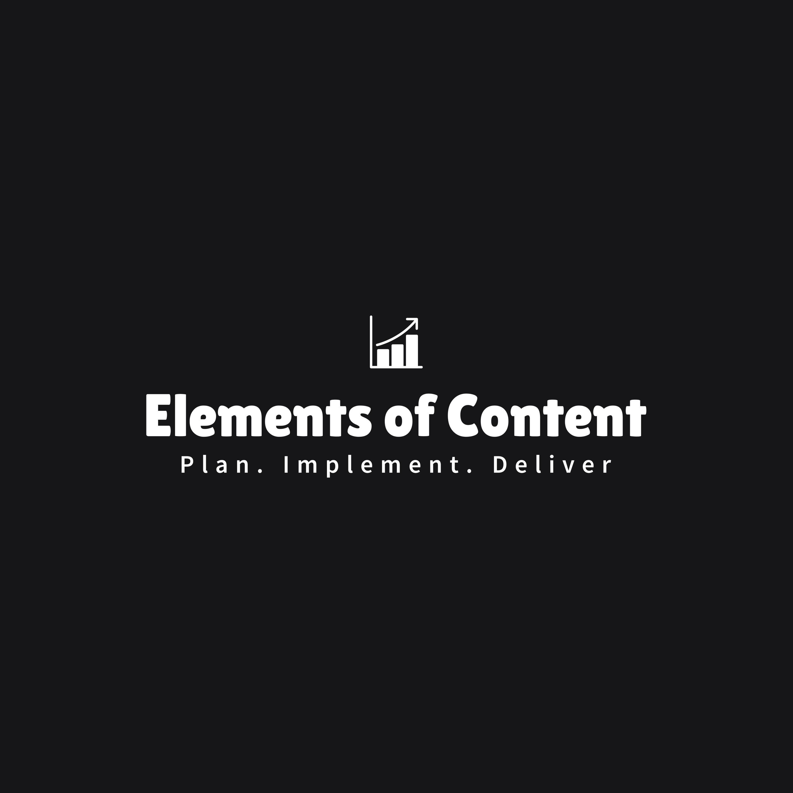 Elements of Content