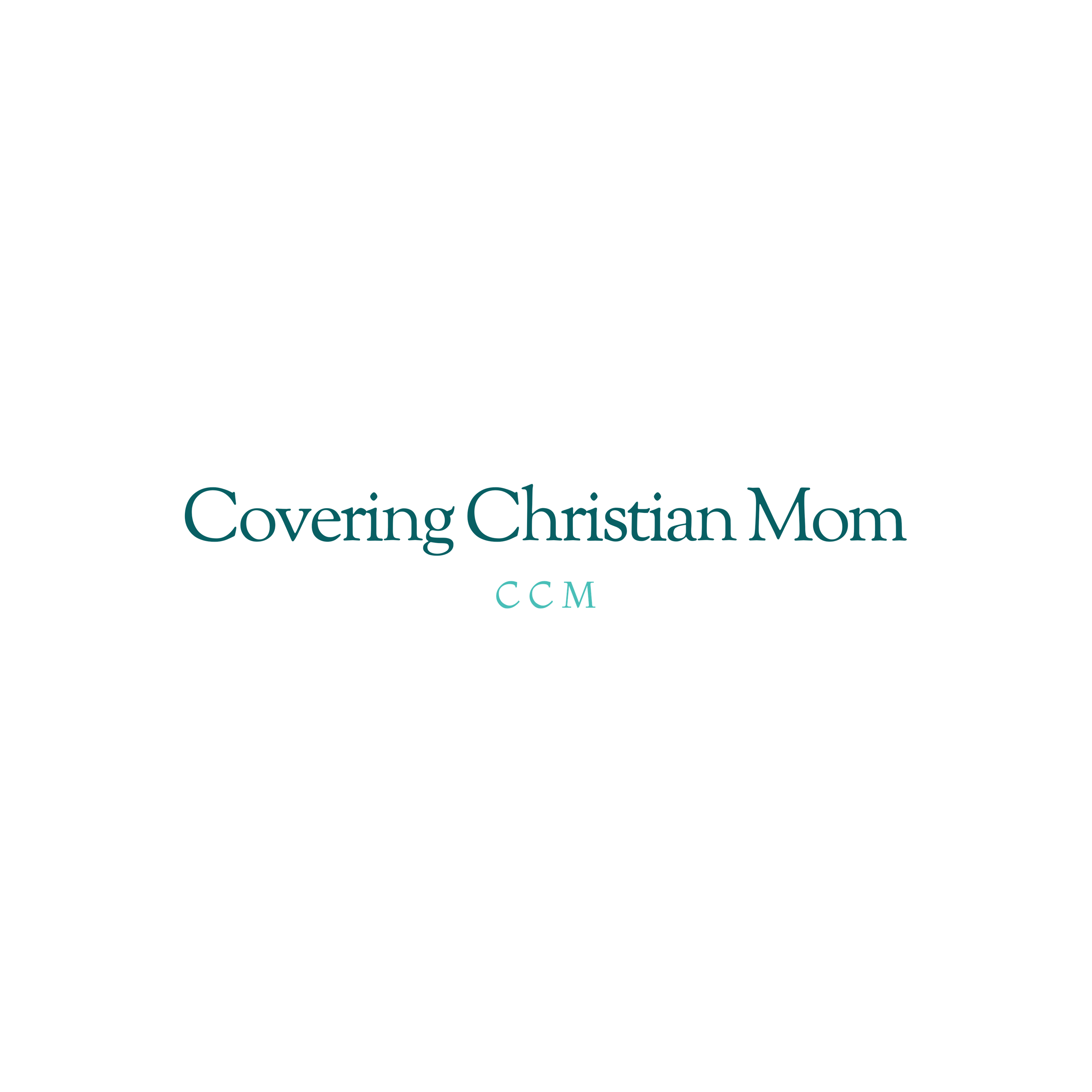 Covering Christian Mom
