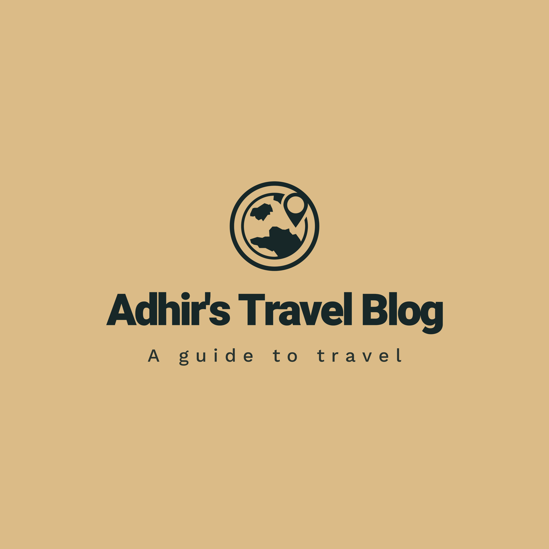 Adhir's Travel Blog