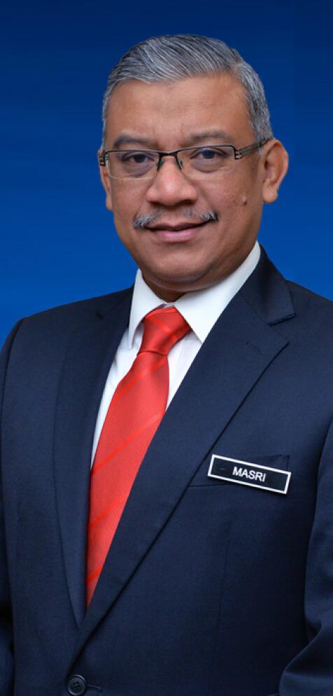 Yang Berhormat Dato' Masri Bin Mohd Daud