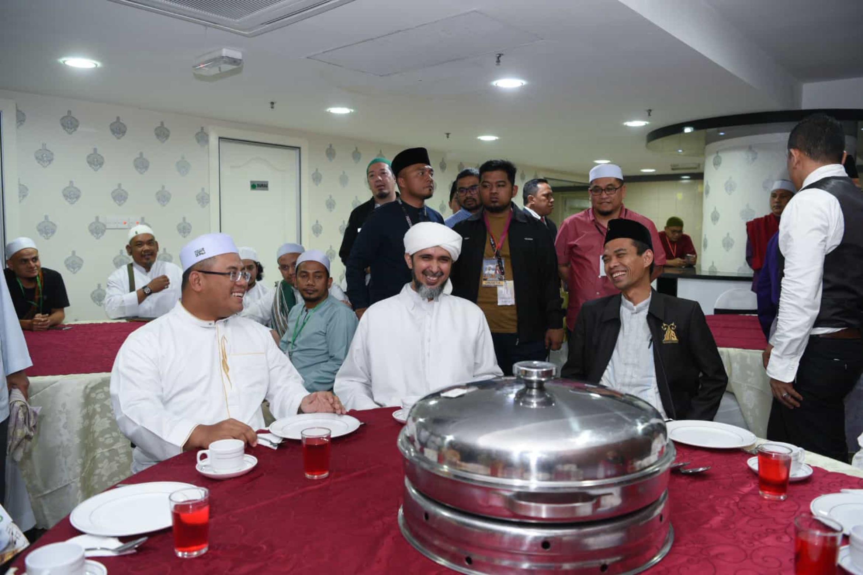 Ceramah Perdana Bersama Habib Ali Zaenal Abidin dan Ustad ...