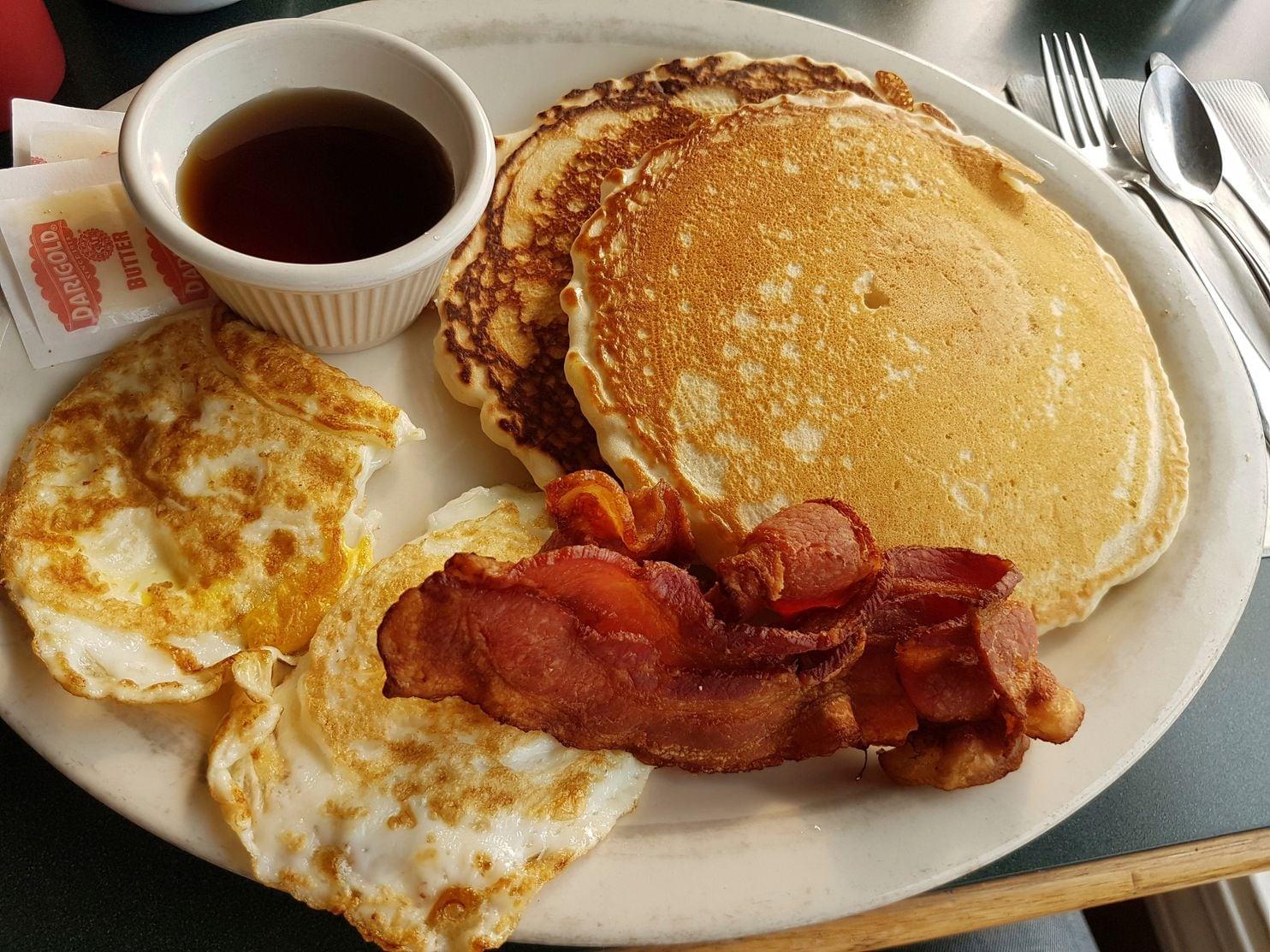 Lions Club Breakfast