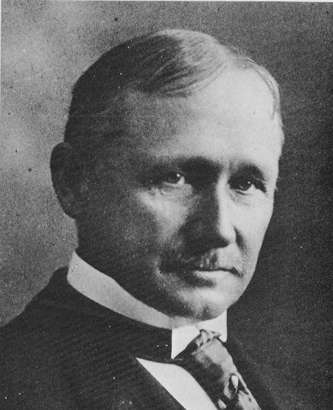 Frederick Winslow Taylor, father of scientific management. Photo by Wikipedia.