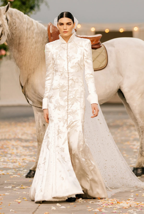 Chanel Haute Couture SS21 Show